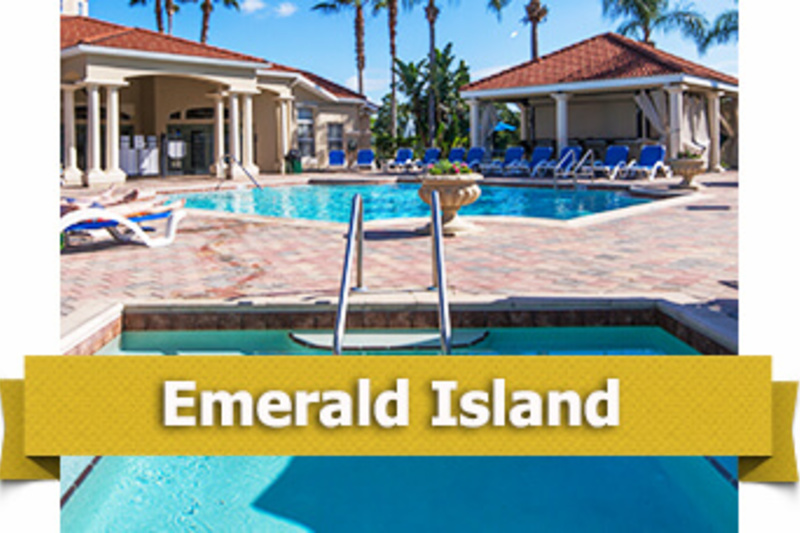 Vacation Pool Home Rentals with Clubhouse