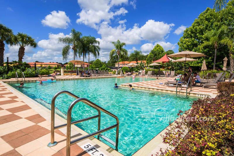 The pool at Encantada reosrt