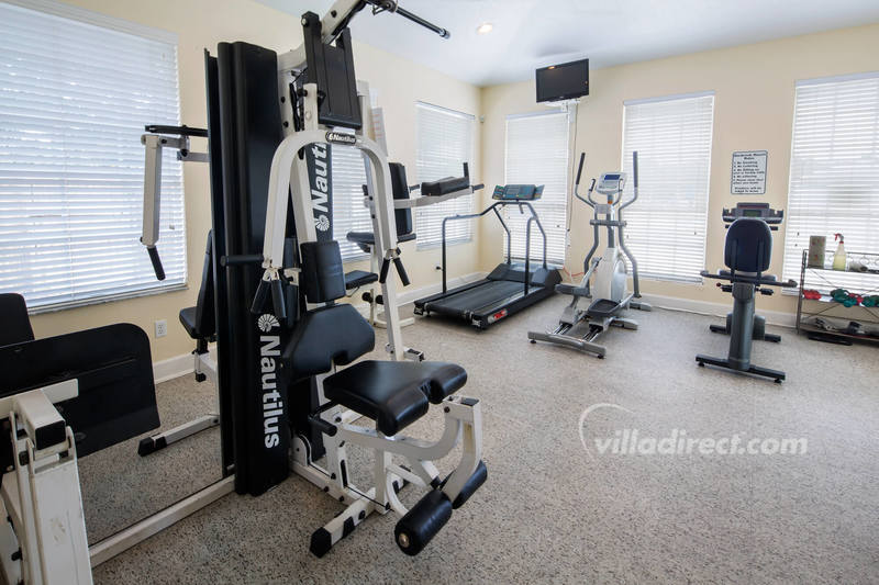 Excercise room at Glenbrook