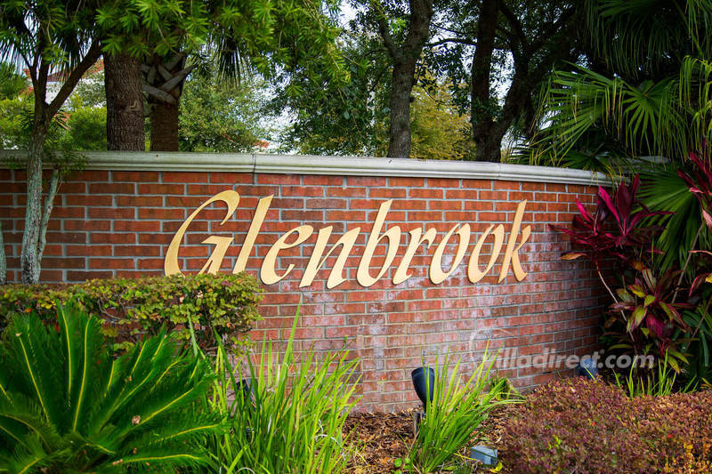 Glenbrook entranceway