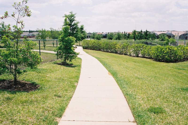 Pathways at Indian Creek