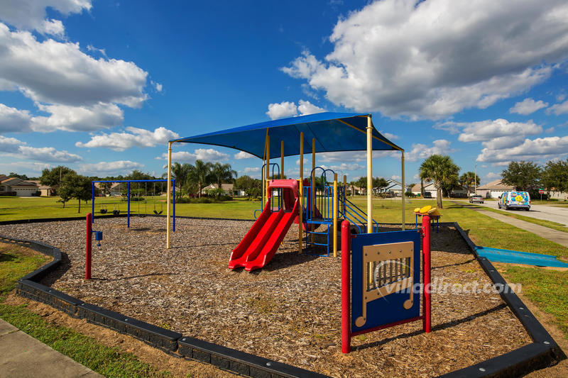 Kids play area at Indian Creek