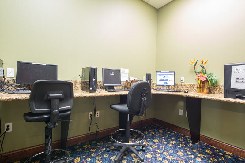IT Center at Paradise Palms