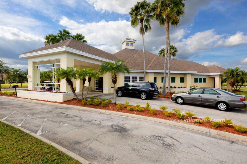 Remington golf clubhouse