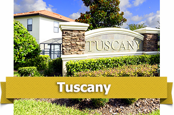 Exclusive Enclave of Executive, Mediterranean Style Pool Homes in Kissimmee