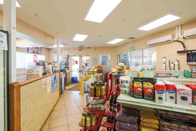 The sundry shop at Windsor Hills Resort