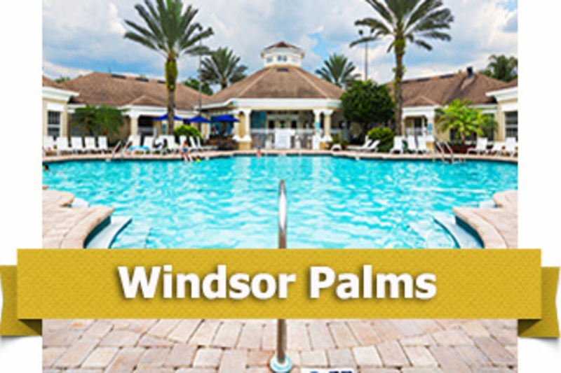 Popular Orlando Vacation Home Location