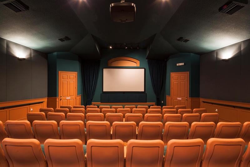 Clubhouse theatre