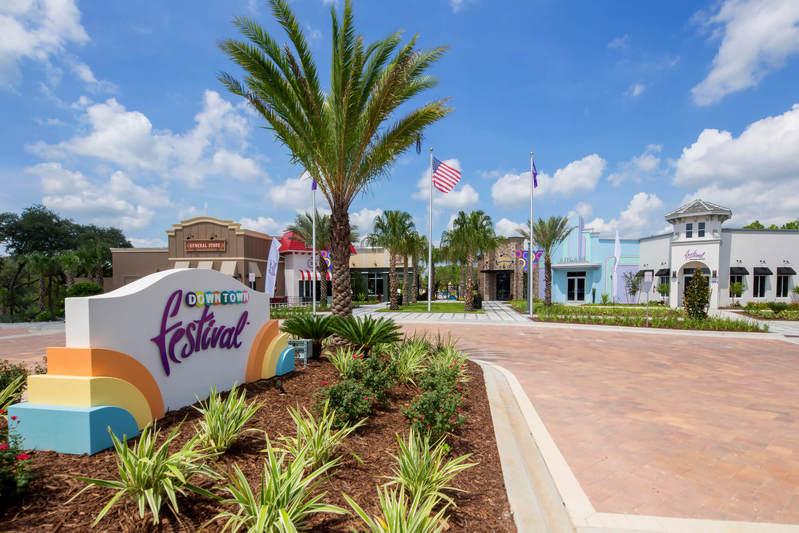 Festival Resort
