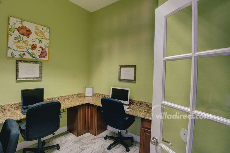 Clubhouse Office