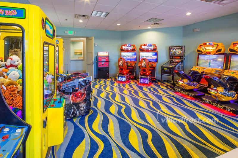 Arcade Room
