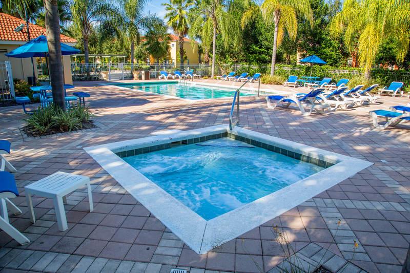 Resort Hot-tub