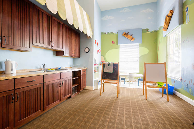 Children's Art-room