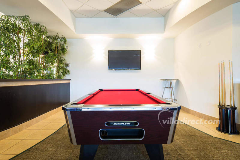 Billiard's Table